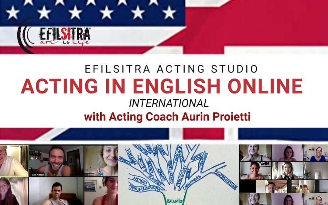 Acting in English